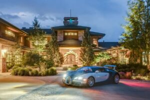 Invertir tu premio de Lotería. Casa y coche de lujo